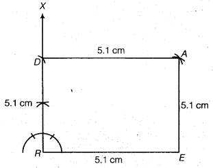 NCERT Solutions for Class 8 Maths Chapter 4 Practical Geometry 26