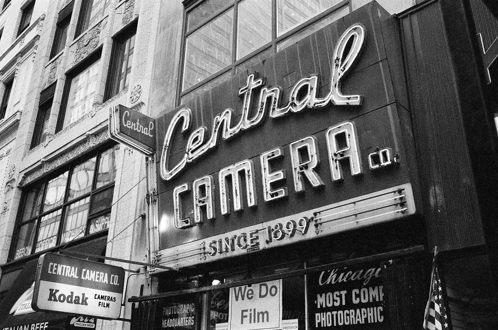 A pilgrimage to Central Camera