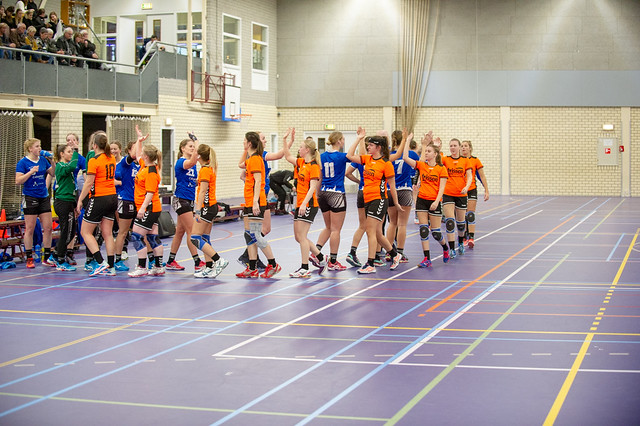 HV MIC DS1 - Handbal Venlo DS2