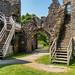 Restormel Castle gate tower