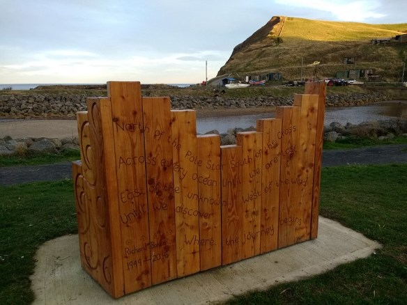 Richard Baker Bench, Skinningrove