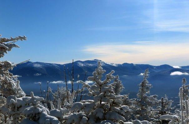 Mt. Starr King View Mt. Washington