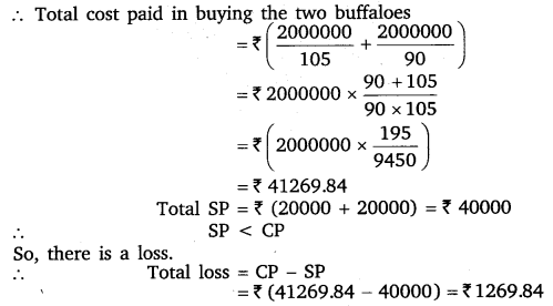 NCERT Solutions for Class 8 Maths Chapter 8 Comparing Quantities 8