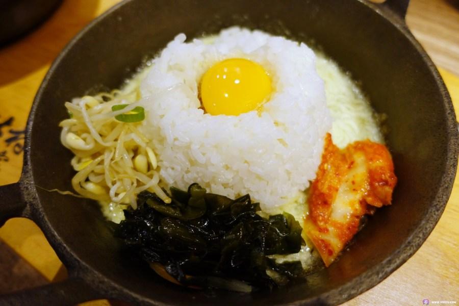 北村豆腐家,桃園統領廣場,桃園美食,豆腐煲,鐵拌飯,韓式小菜吃到飽,韓式料理 @VIVIYU小世界