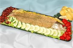 McCaffrey's salmon