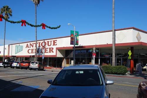 Newport Ave. Antique Center