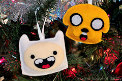 Adventure Time ornament tutorial 11