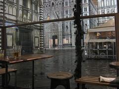 Irish Pub Old Stove Duomo, Florence, Italy