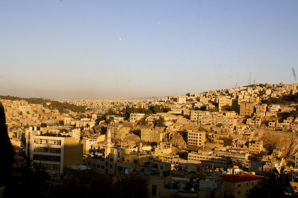 Downtown Old Amman