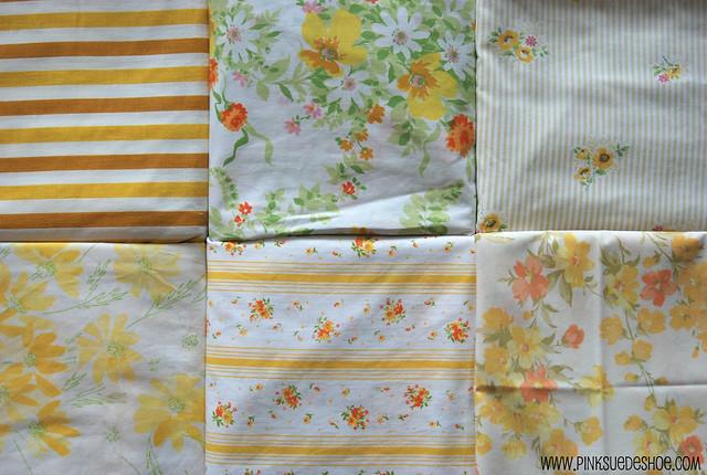 Vintage Yellows