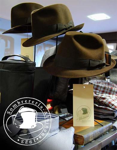 Sombreros de Sombrerería Albiñana fe981b64ae4