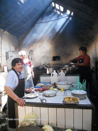 Arequipa kitchen