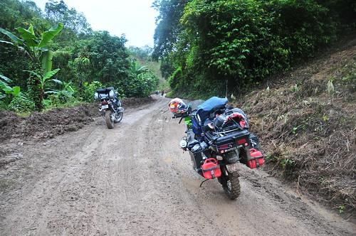 KLR 650 Bike Trip Guatemala 120