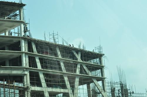 Construction in Kerala