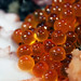 The many eyes of salmon roe