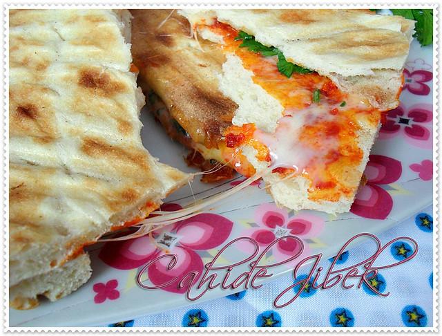 Değişik tost tarifi