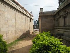 Perumal shrine Rajagopuram