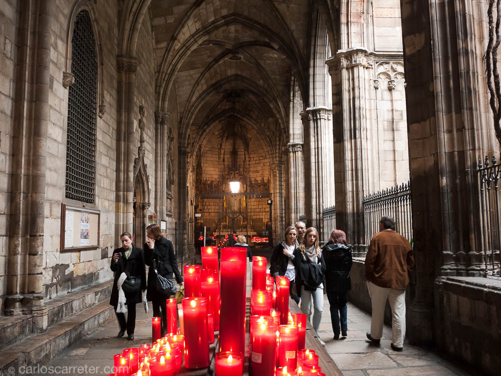 Catedral - claustro