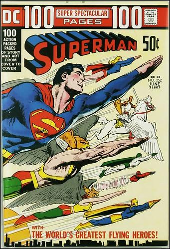 Superman #252