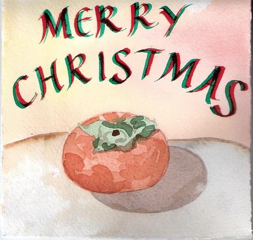 Persimmon Christmas