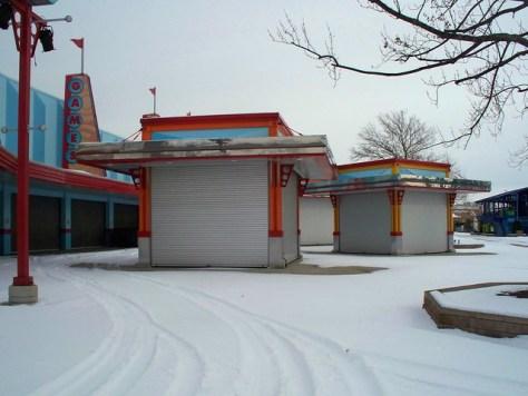 Cedar Point - Off-Season Midway Games