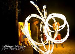 Fire Spinning Goodness