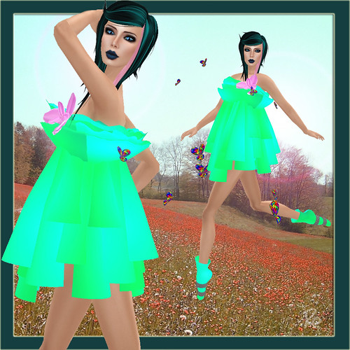 Carnival of Fashion - Meadow gift