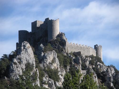 Puylaurens castle