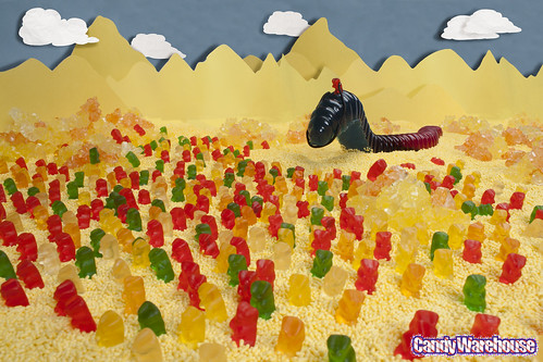 Dune Giant Gummy Worm