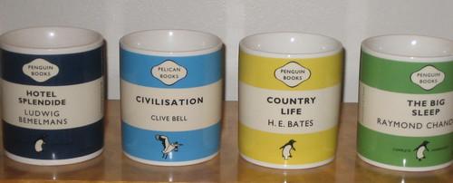 The 'blue' mugs