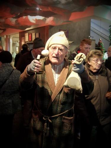 Dickension Festival - Scrooge