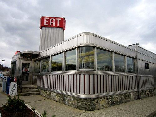 Eat At Zip's Diner