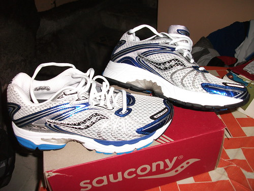 Shoe Review: Saucony Progrid Ride 3   JAZZRUNNER