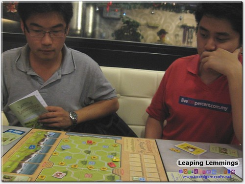 BGC Meetup - Leaping Lemmings