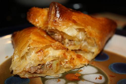 Lamb & Potato Pie