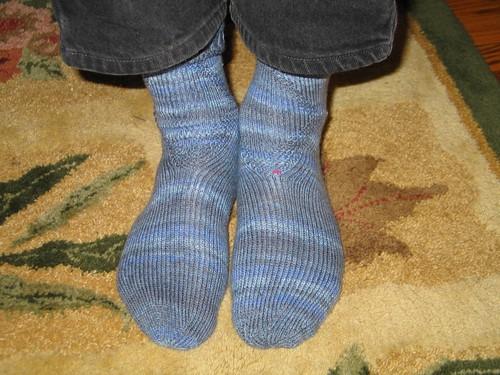 dad's christmas socks