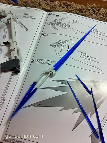 Building MC RX-93-2 Hi Nu Gundoom Gundam (25)