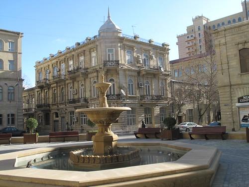 renovated Baku
