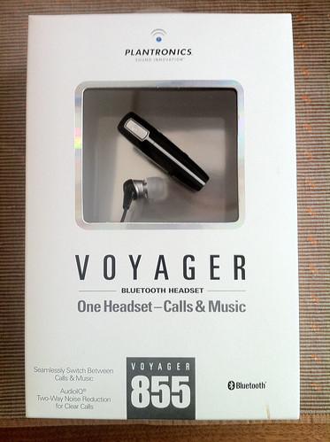 Plantronics Voyager 855