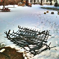 mangled • fencing