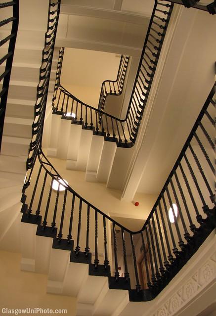 Gilbert Scott's Stairs