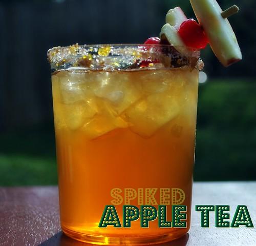 Spiked Apple Tea 2