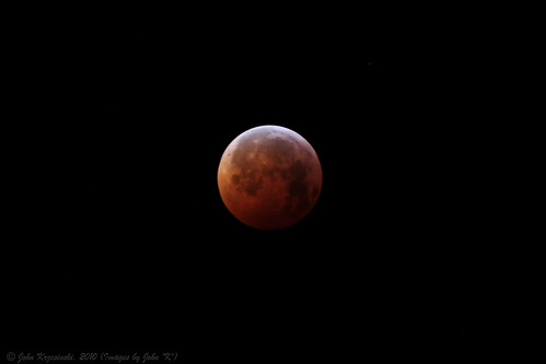 Lunar Eclipse: 12/20/2010