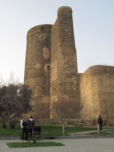 Maiden's Tower Baku