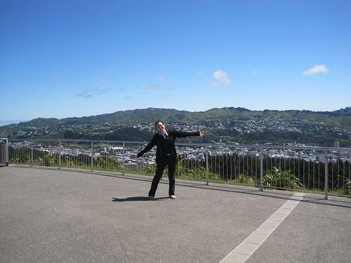 Mel in Wellington, NZ