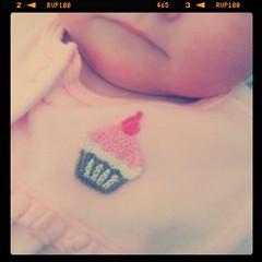 She's a cupcake~