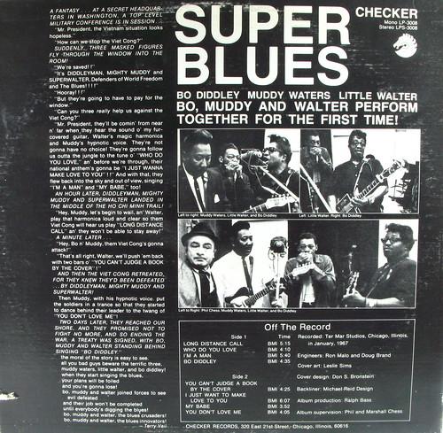 Muddy Waters - Super Blues