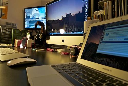 iMac Setup 2011 - 8