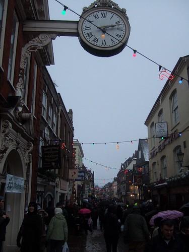 Dickension Festival - Rochester Highstreet