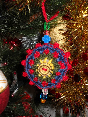 Xmas Bauble No.1